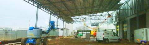 Impiantistica privata ed industriale